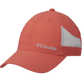 Columbia Tech Shade Hat Red Coral